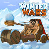 WINTER WARS CATAPULT GAME