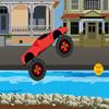 Monster Tyre Car