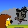 Running Lion 2