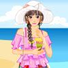 Summer Beach Vacation Dressup