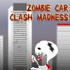 Zombie Car Clash Madness